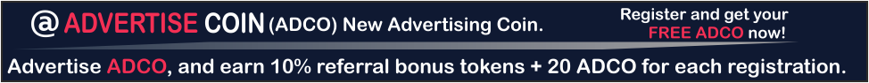 Advertise Coin ADCO